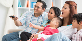Bagaimana Cara Memilih Tontonan TV Yang Aman Untuk Anak