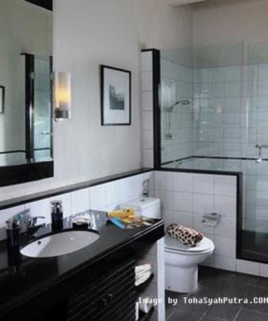 contoh desain kamar mandi minimalis