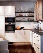Desain dapur kecil mungil