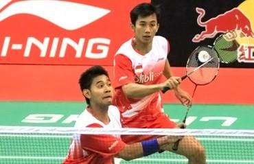 Live Streaming Indonesia vs Korea Selatan Babak Perempat Final Thomas Cup 2014