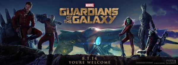 Marvel Rilis Trailer Guardians of the Galaxy