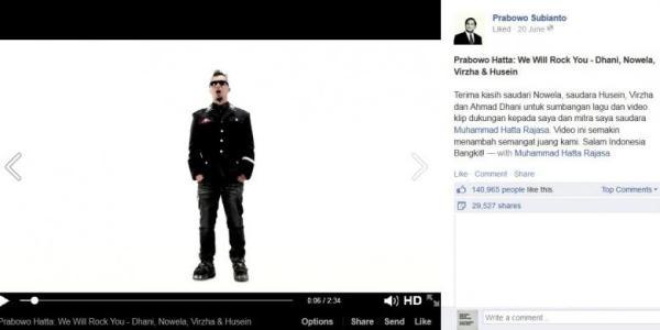 Ahmad Dhani Gunakan Pakaian Mirip dengan Pimpinan Nazi