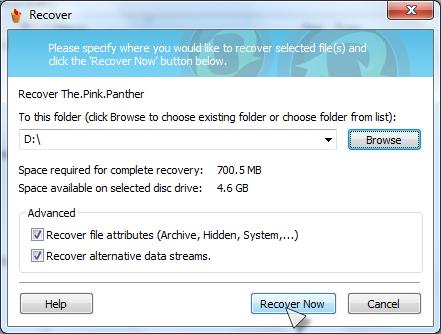 cara mengembalikan file yang terformat di hardisk
