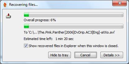 cara mengembalikan file yang terhapus di hardisk