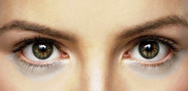 Cara menghilangkan mata panda secara alami