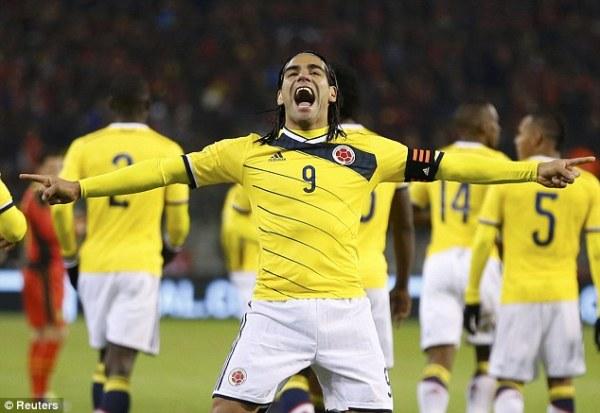 Falcao gagal ke Piala dunia 2014 karena cidera