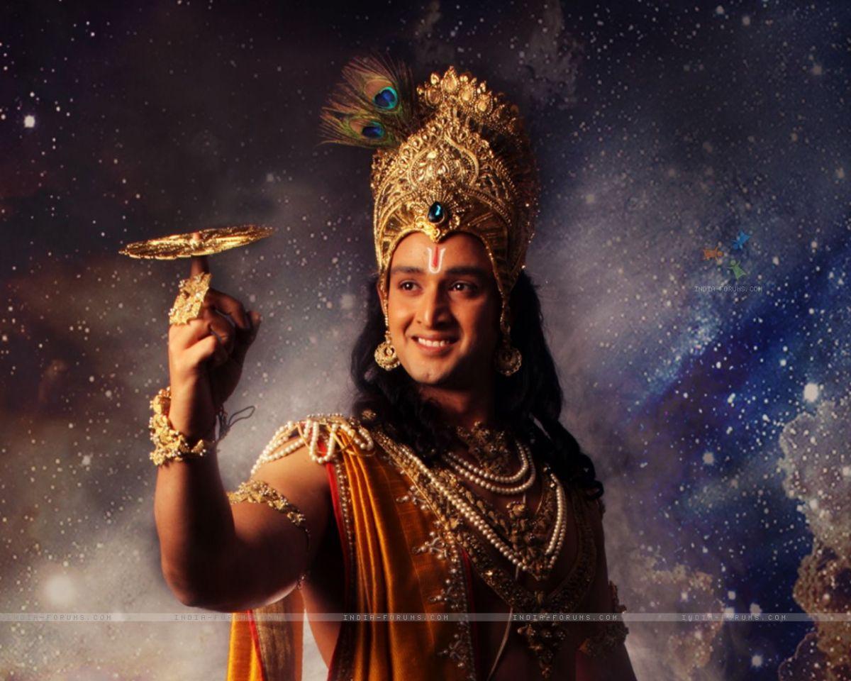 Biodata Saurabh Raj Jain Pemeran Krisnha Serial Mahabharata ANTV