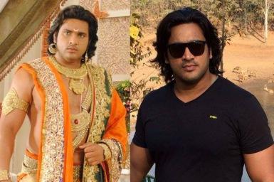 Foto Saurav Gurjar pemeran Bima Mahabharata
