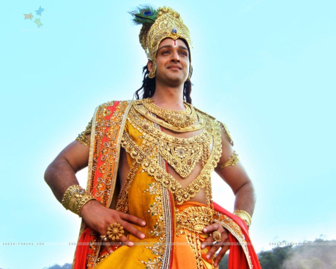 Profil krishna mahabharata serial