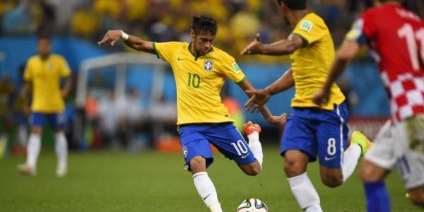 Hasil Brasil vs Kroasia Piala dunia 13 Juni 2014