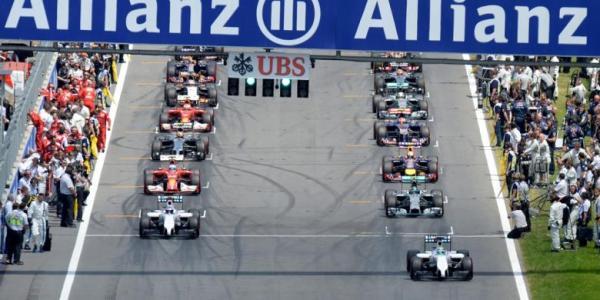 Hasil F1 Sirkuit Spielberg Austria 2014