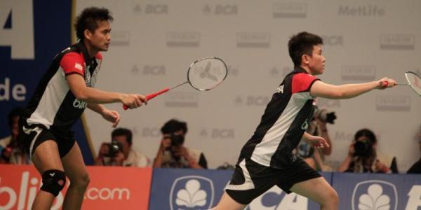 Hasil Indonesia Open 2014 hari pertama
