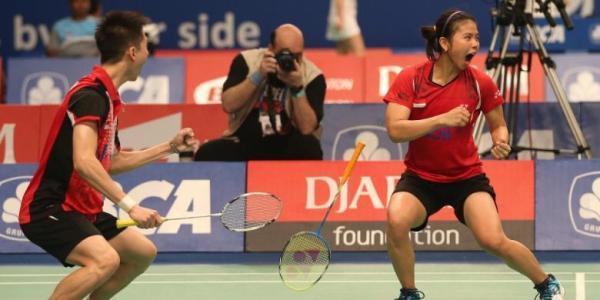 Hasil Indonesia Open Hari ke 2