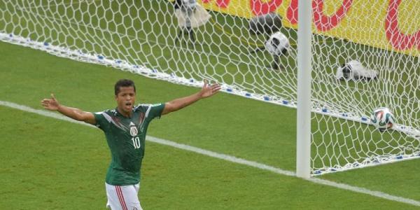 Hasil Meksiko vs Kamerun