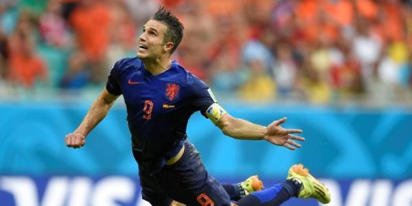 Hasil Spanyol vs Belanda 14 Juni 2014