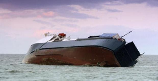 Korban kapal tenggelam di Malaysia