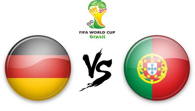 Prediksi Jerman vs Portugal 16 Juni 2014