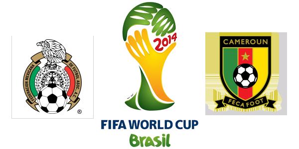 Prediksi Meksiko vs Kamerun 13 Mei 2014