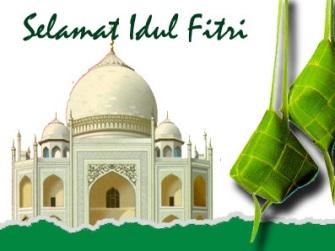 Selamat Hari Lebaran Idul Fitri