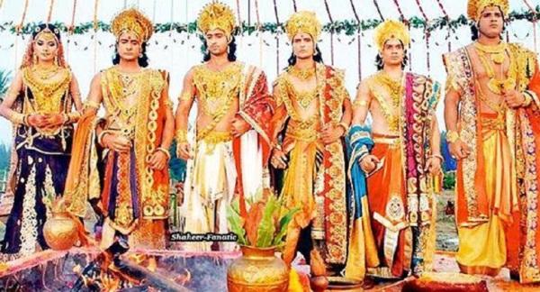 Serial Mahabarata ANTV