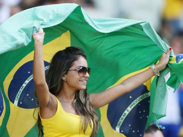Suporter Brazil