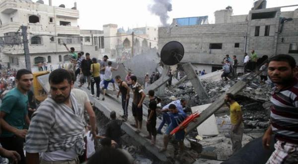 Alasan Israel Serang Palestina di Gaza