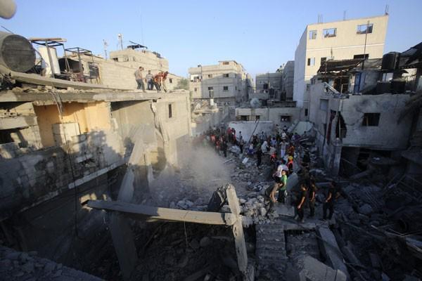 Berita terbaru perang di jalur gaza antara Israel vs Palestina