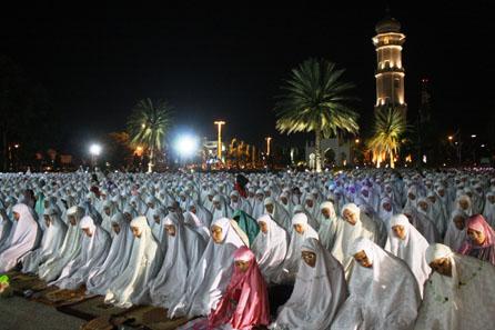 Doa Niat Shalat Tarawih Dan Witir
