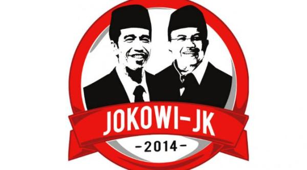 DP BBM Jokowi Salam dua jari