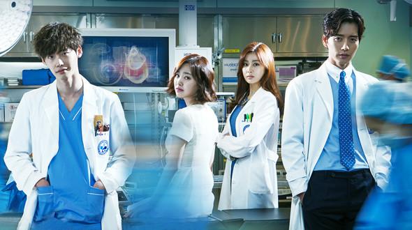 Drama Korea Doctor Stranger Sinopsis dan Pemeran