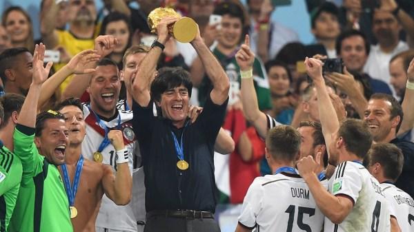 Foto Jerman Juara Piala Dunia 2014