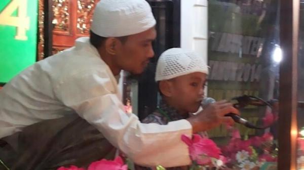 Hafidz Indonesia 2014 Musa Bocah 5 Tahun Hafal 29 Juz Al Quran