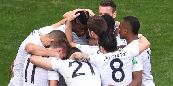 Hasil Piala Dunia 2014 Prancis Pulangkan Nigeria dengan skor 2-0