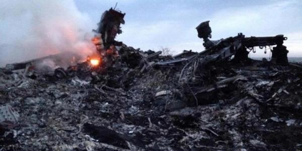 Malaysia Airlines MH17 Jatuh di Ukraina