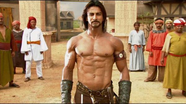 Rajbeer Singh Pemeran Hatim di The Adventures Of Hatim