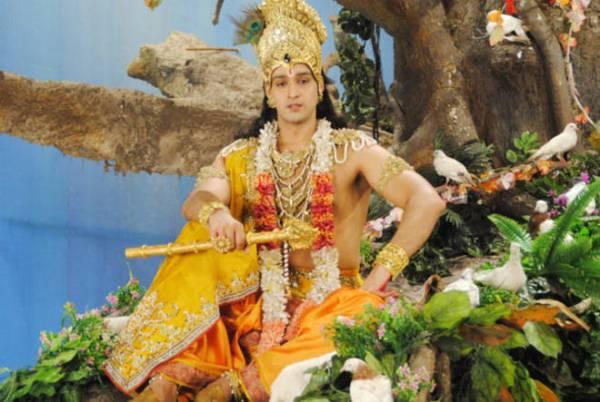 Saurabh Raj Jain pemeran dewa wisnu mahadewa antv