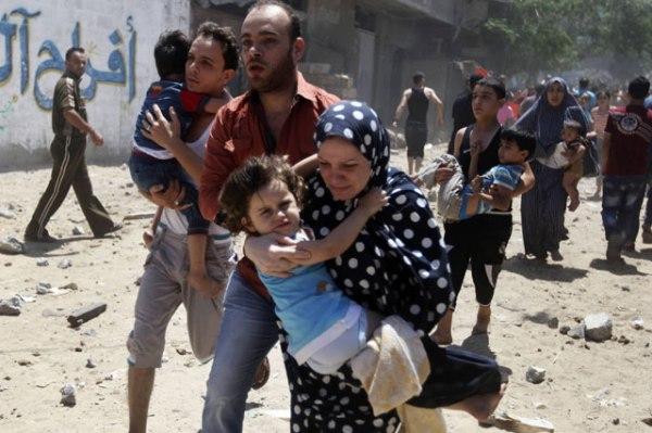 Foto REUTERS/Majdi Fathi.