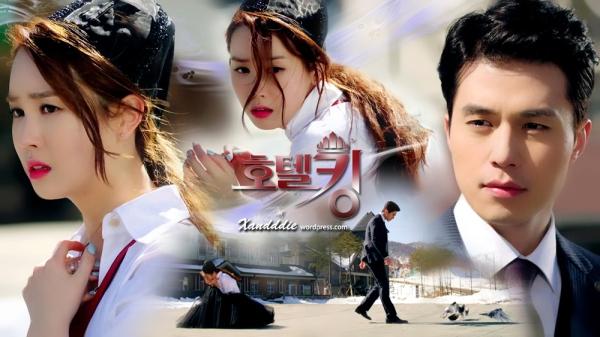 Sinopsis Drama Korea Hotel King Dan Pemeran