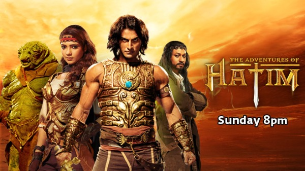 Sinopsis The Adventures Of Hatim ANTV
