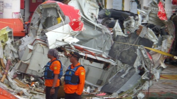 Evakuasi Pesawat Air Asia QZ8501